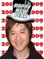 2009 happy new year simonleung