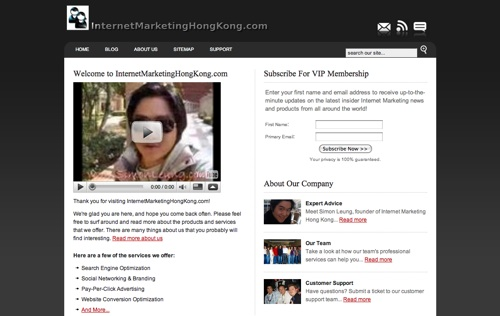 internet marketing hong kong