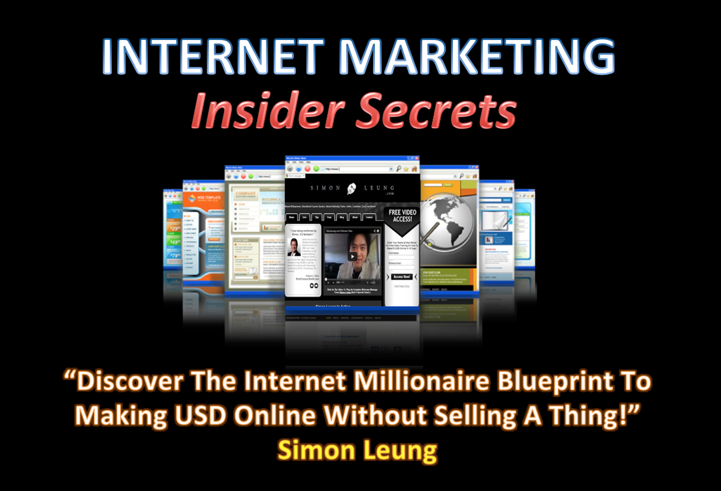 Simon leung internet marketing power blog i havent conducted my own internet marketing training since last year in phnom penh cambodia so all the attendees will receive the newest success methods malvernweather Image collections