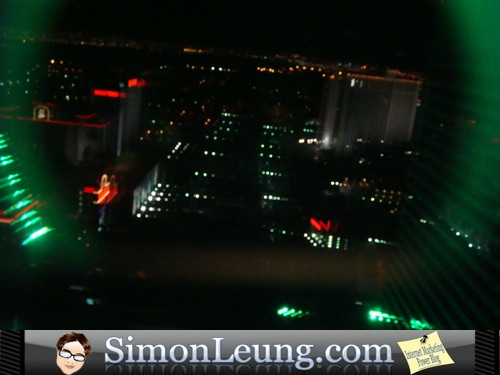 rockplat mgm skyloft view